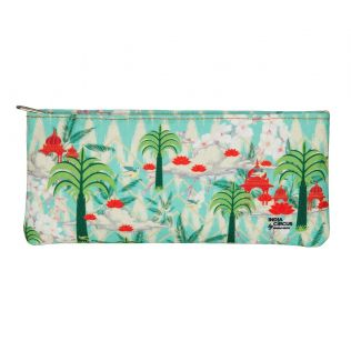 India Circus Palmeria Tomb Small Utility Pouch