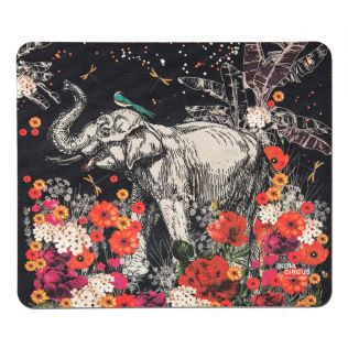 India Circus Paradise Mouse Pad
