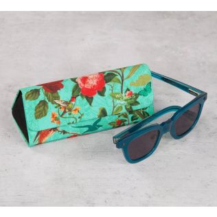 India Circus Pistachio Bird Land Spectacle Case