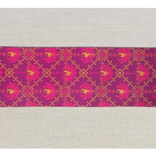 India Circus Poly Palmeira Bed and Table Runner