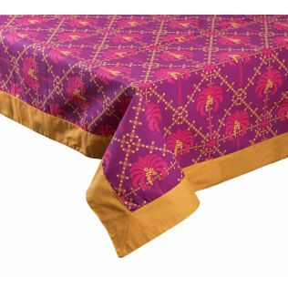 India Circus Poly Palmeira Table Cloth
