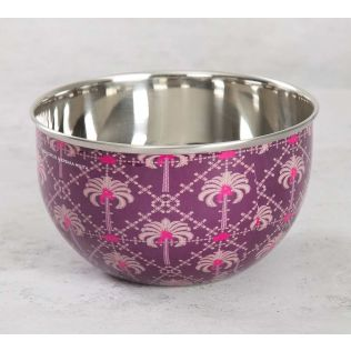 India Circus Poly Palmeria Serving Bowl