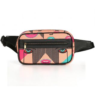 India Circus Popsicle Gaze Belt Bag