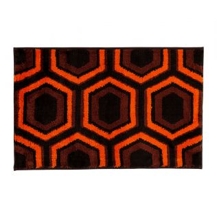 India Circus Prismatic Hexagons Bathmat