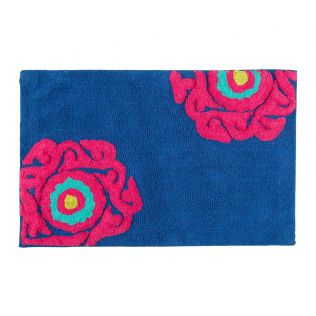 India Circus Rangoli Bathmat