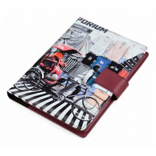India Circus Roadside Funk Notebook Planner