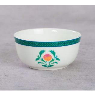 India Circus Rose Creeper Katori Bowl