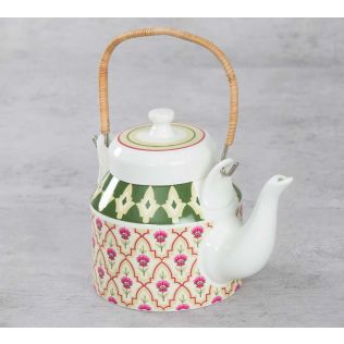 India Circus Rose Mallow Moscheutos Kettle