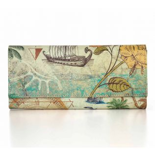 India Circus Rovers of Moana Ladies Wallet