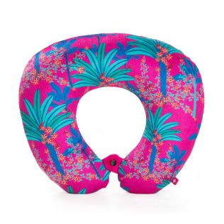 India Circus Royal Palms Neck Pillow
