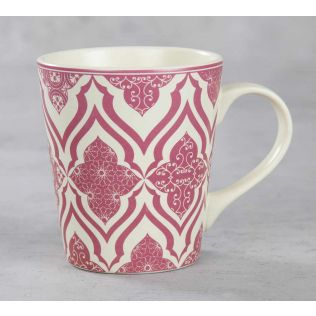 India Circus The Morning Glory Coffee Mug