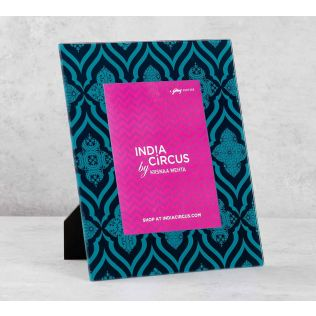 India Circus The Morning Glory Photo Frame