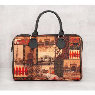 India Circus The Mughal Era Duffle Bag