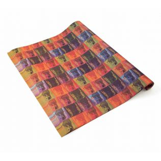 India Circus Tinted Queen Gift Wrapping Paper