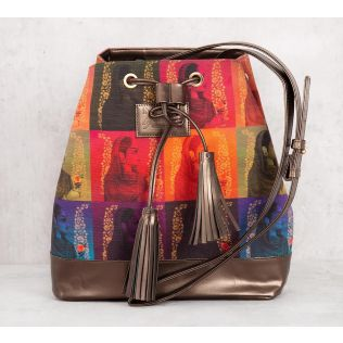 India Circus Tinted Queen Hobo Bag