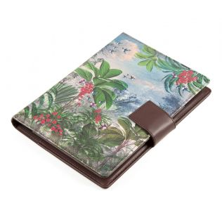 India Circus Tropical View Notebook Planner