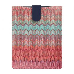 India Circus Waves of Chevron iPad Sleeve