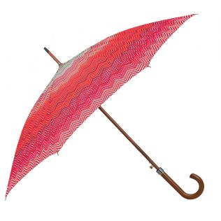 India Circus Waves of Chevron Umbrella