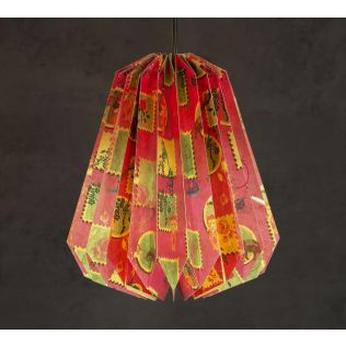 India Circus Wildlife Stamps Paper Lantern