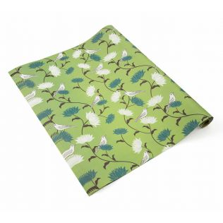 India Circus Yield of Divinity Gift Wrapping Paper