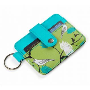 India Circus Yield of Divinity Keychain Card Holder