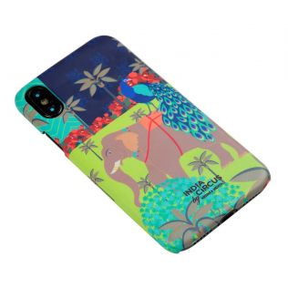 India Circus Indian Authenticity iPhone X Cover