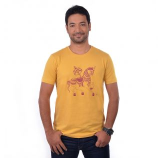Golden Gallop T-Shirt