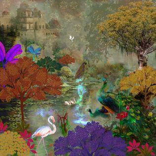 Kingdom of Paradise Wallpaper