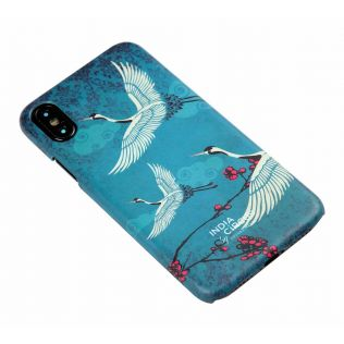 India Circus Legend of the Cranes iPhone X Cover