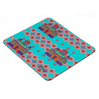 My Funky Royal Abode Mouse Pad