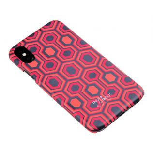 India Circus Prismatic Hexagons iPhone X Cover