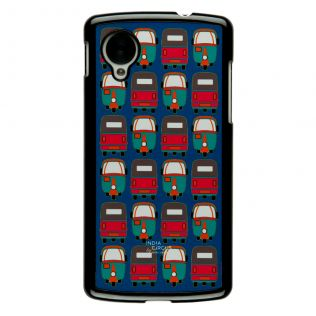 Rickshaw Masti Google Nexus 5 Cover