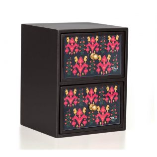 India Circus Sunshine Florist Jewellery Chest Drawers