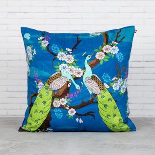 Twin Dreamer Blended Velvet Cushion Cover