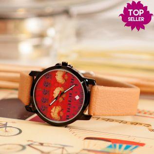 Colour Zone Women Wrist Watch