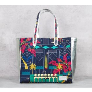 Portico of Divinty Tote Bag