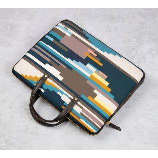 Weaves of Blarney Laptop Bag
