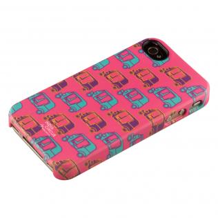 Auto Pop iPhone 4/4s Matte Cover