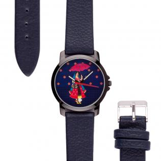 Queen Walk Women Wrist Watch