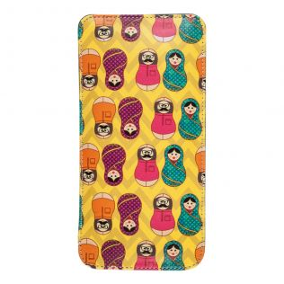 Desi Matryoshka Dolls Spectacle Case