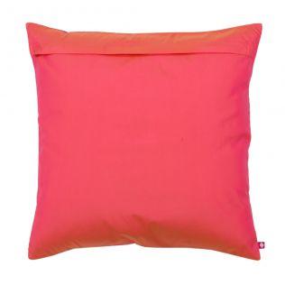 Midnight Lagoon Poly Taf Silk Cushion Cover