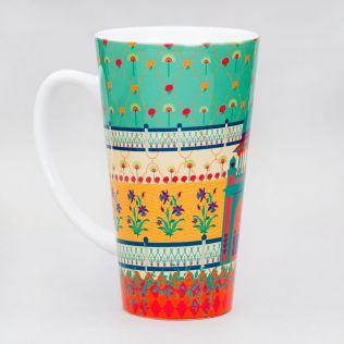Precious Panache Conical Mug