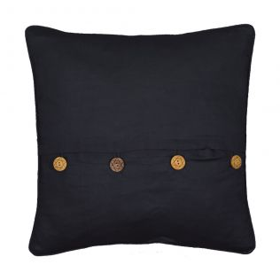 Arrows of Emmanuel Linen Cushion Cover