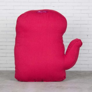 Kettle Mettle Shaped Cushion