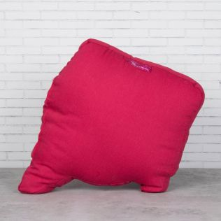 The Indian Influx Shaped Cushion