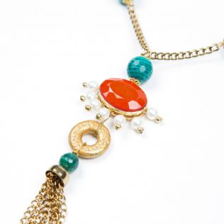 Stones of Seduction Necklace