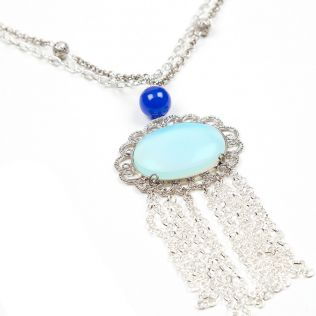 Orb of Winter Necklace