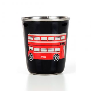 Blurry Vignettes Small Steel Tumbler (Set of 2)