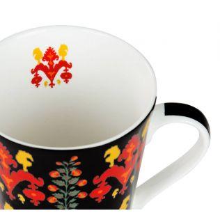 Sunshine Florist Bone China Mug