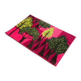 Conifer Droplet Bathmat